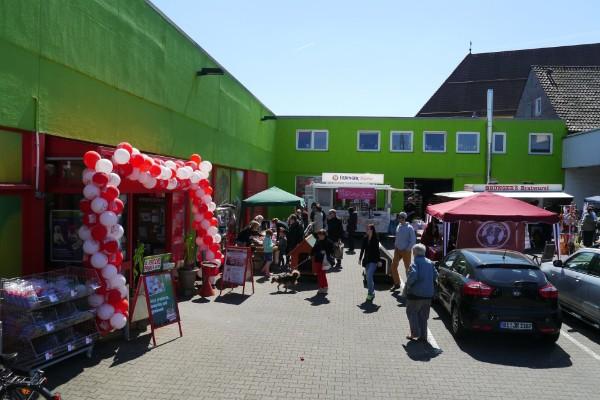 Frühjahrsfest Fressnapf