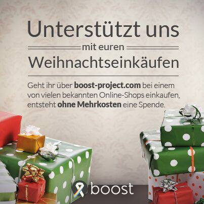 Onineswpende über boost-Project